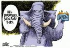 Mike Peters  Mike Peters' Editorial Cartoons 2011-02-16 1960s