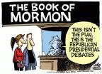 Mike Peters  Mike Peters' Editorial Cartoons 2011-10-11 2012 election religion