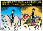 Mike Peters  Mike Peters' Editorial Cartoons 2012-07-20 equestrian