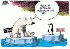 Mike Peters  Mike Peters' Editorial Cartoons 2012-09-07 climate change