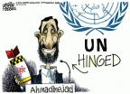 Mike Peters  Mike Peters' Editorial Cartoons 2012-09-27 United Nations