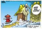 Mike Peters  Mike Peters' Editorial Cartoons 2014-02-11 2014