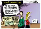 Mike Peters  Mike Peters' Editorial Cartoons 2014-02-14 television