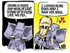 Mike Peters  Mike Peters' Editorial Cartoons 2014-03-05 Vladimir