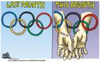 Mike Peters  Mike Peters' Editorial Cartoons 2014-03-06 2014 Olympics