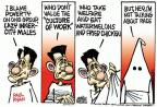 Mike Peters  Mike Peters' Editorial Cartoons 2014-03-14 hey