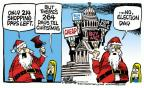 Mike Peters  Mike Peters' Editorial Cartoons 2014-04-03 justice