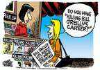 Mike Peters  Mike Peters' Editorial Cartoons 2015-02-20 television