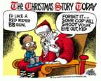 Mike Peters  Mike Peters' Editorial Cartoons 2015-12-30 justice