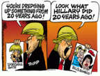 Mike Peters  Mike Peters' Editorial Cartoons 2016-05-16 state politician