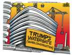 Mike Peters  Mike Peters' Editorial Cartoons 2017-06-15 2016 Election Donald Trump