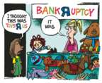Mike Peters  Mike Peters' Editorial Cartoons 2017-09-22 bankrupt