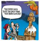 Mike Peters  Mike Peters' Editorial Cartoons 2017-10-16 Barack Obama