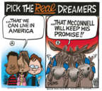Mike Peters  Mike Peters' Editorial Cartoons 2018-01-24 America