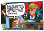Mike Peters  Mike Peters' Editorial Cartoons 2018-02-19 history