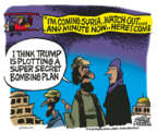 Mike Peters  Mike Peters' Editorial Cartoons 2018-04-12 Donald Trump