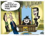 Mike Peters  Mike Peters' Editorial Cartoons 2018-07-18 summit