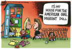 Mike Peters  Mike Peters' Editorial Cartoons 2018-07-27 family separation