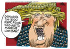 Mike Peters  Mike Peters' Editorial Cartoons 2018-09-14 Donald Trump
