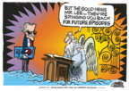 Mike Peters  Mike Peters' Editorial Cartoons 2018-11-13 television