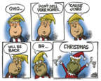 Mike Peters  Mike Peters' Editorial Cartoons 2018-11-29 Donald Trump