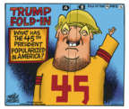 Mike Peters  Mike Peters' Editorial Cartoons 2018-12-11 Donald Trump