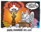 Mike Peters  Mike Peters' Editorial Cartoons 2019-01-16 editorial