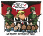Mike Peters  Mike Peters' Editorial Cartoons 2019-06-13 war