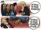 Mike Peters  Mike Peters' Editorial Cartoons 2019-07-18 media