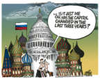 Mike Peters  Mike Peters' Editorial Cartoons 2019-08-29 Russia