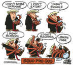 Mike Peters  Mike Peters' Editorial Cartoons 2019-11-08 money