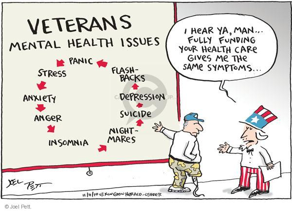 The Mental Health Care Editorial Cartoons   The Editorial