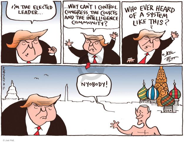 executive branch images cartoon