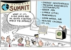 Joel Pett  Joel Pett's Editorial Cartoons 2009-12-07 preservation