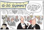 Joel Pett  Joel Pett's Editorial Cartoons 2010-06-29 summit