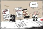 Joel Pett  Joel Pett's Editorial Cartoons 2011-01-11 civil liberty
