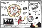 Joel Pett  Joel Pett's Editorial Cartoons 2011-10-14 2012 election economy