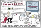 Joel Pett  Joel Pett's Editorial Cartoons 2011-12-11 climate change