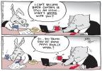 Joel Pett  Joel Pett's Editorial Cartoons 2012-04-17 republican