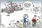 Joel Pett  Joel Pett's Editorial Cartoons 2012-05-24 2012 election economy