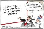 Joel Pett  Joel Pett's Editorial Cartoons 2012-07-24 Colorado