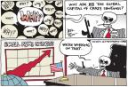Joel Pett  Joel Pett's Editorial Cartoons 2012-12-20 assault