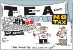 Joel Pett  Joel Pett's Editorial Cartoons 2013-05-14 tea party
