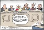 Joel Pett  Joel Pett's Editorial Cartoons 2013-06-05 congressional committee