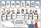 Joel Pett  Joel Pett's Editorial Cartoons 2015-07-15 2016 election Scott Walker