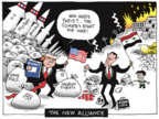 Joel Pett  Joel Pett's Editorial Cartoons 2017-06-06 international climate change