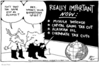 Joel Pett  Joel Pett's Editorial Cartoons 2001-10-02 Arctic National Wildlife Refuge
