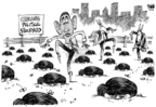 Dwane Powell  Dwane Powell's Editorial Cartoons 2008-12-12 governor