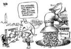 Dwane Powell  Dwane Powell's Editorial Cartoons 2005-03-15 money