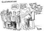 Dwane Powell  Dwane Powell's Editorial Cartoons 2004-11-03 undecided